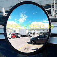 Espejos Convexos Y Espejos Concavos