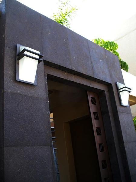 Cantera para pisos muros chimeneas fuentes y ba os en - Recubrimientos de fachadas de casas ...