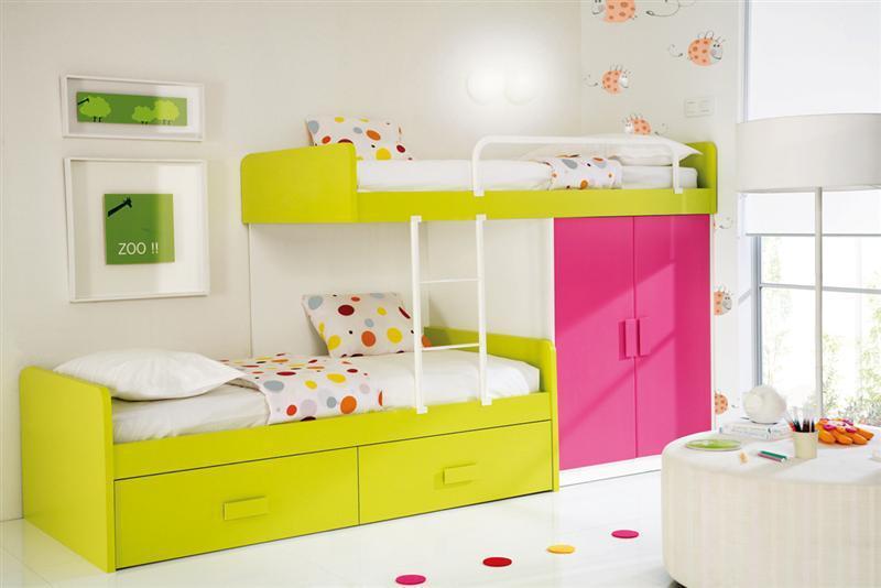 muebles infantiles y juveniles de excelente calidad