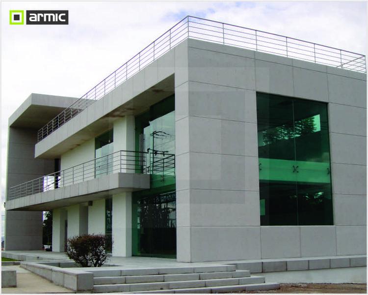 Empresa de instalaci n de panel de aluminio fachadas - Empresas de fachadas ...