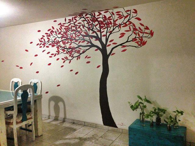 murales decorativos para interiores y exteriores