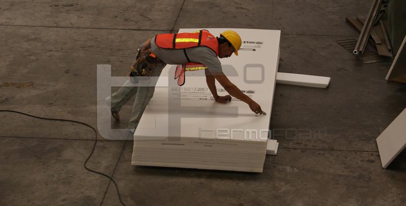 Panel constructivo y aislamiento termico - Aislante termico casero ...