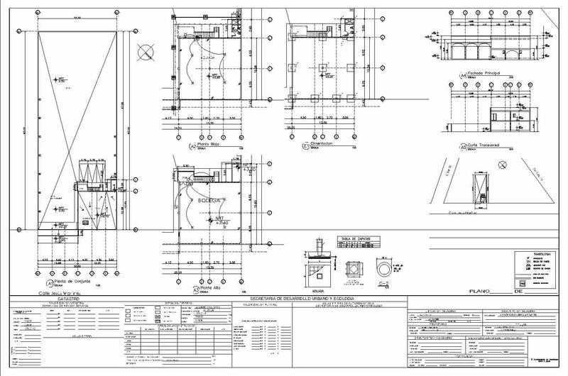 Planos y permisos de construcci n - Permisos para construir una casa ...