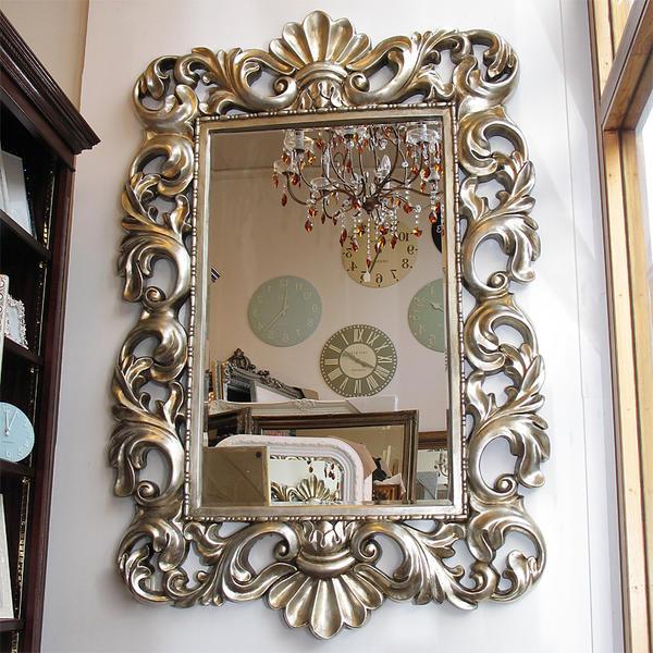 Grandes espejos virreynales - Espejos antiguos grandes ...