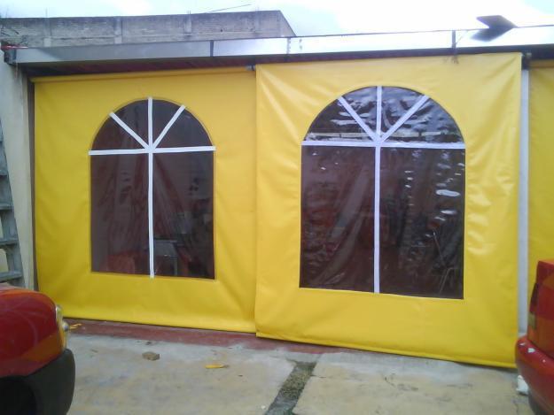 Toldos cubiertas y cortinas de lona - Clases de toldos ...